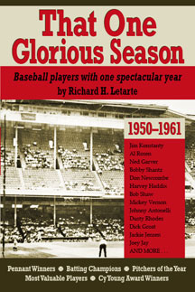The One Glorious Season | Rich Letarte | Baseballisms.com