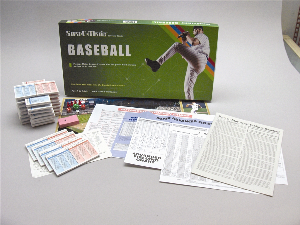 Negro League Strat-O-Matic | Baseballisms.com