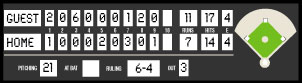 Legendary Game 17 Scoreboard